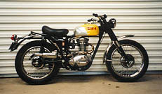 1966 BSA Victor Special