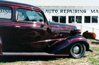 1938 Chevy Rest-O-Rod